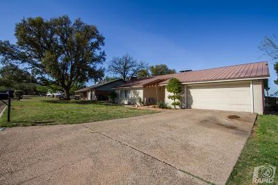 San Angelo Single Family Home For Sale: 1 Diana Lane