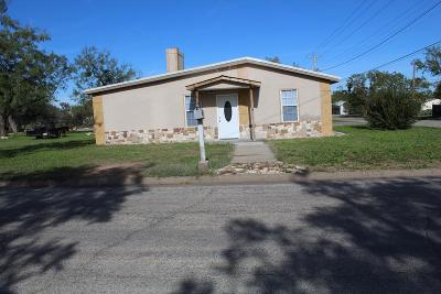 San Angelo Single Family Home For Sale: 2600 Forest Park Ave