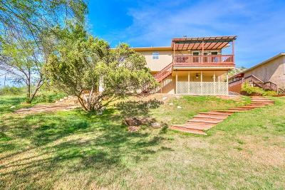 Lake Nasworthy, Lake Nasworthy Group 1, Lake Nasworthy Group 10, Lake Nasworthy Group 15, Lake Nasworthy Group 16, Lake Nasworthy Group 2, Lake Nasworthy Lincoln Pk, Lake Nasworthy Point 1, Lake Nasworthy Red Bluff, Nasworthy 2, Red Bluff Single Family Home For Sale: 2257 Hillside Dr