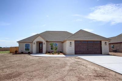 San Angelo Single Family Home For Sale: 5994 Bridlewood Court