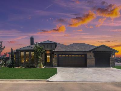 San Angelo Single Family Home For Sale: 5946 Tarin St