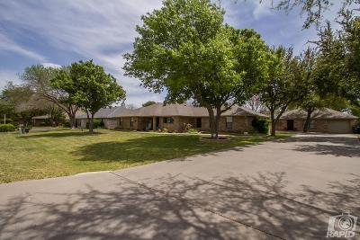San Angelo Single Family Home For Sale: 6038 Equestrian Blvd