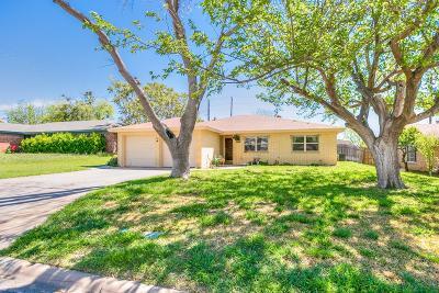 San Angelo Single Family Home For Sale: 3130 Edgewood Dr