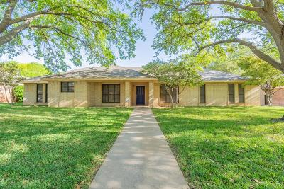 San Angelo TX Single Family Home For Sale: $229,900
