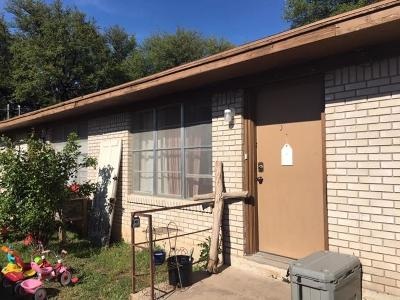 Christoval Multi Family Home For Sale: 19874 Main St