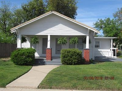 San Angelo Single Family Home For Sale: 1925 N Oakes St