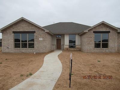 San Angelo Single Family Home For Sale: 4122 Kensington Creek