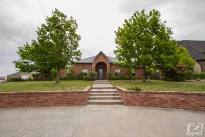 San Angelo TX Single Family Home For Sale: $560,000