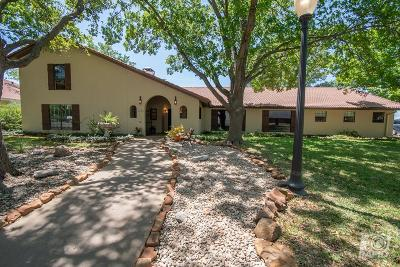 San Angelo Single Family Home For Sale: 2733 Oak Mountain Trail
