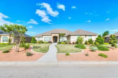 San Angelo Single Family Home For Sale: 4749 Royal Troon