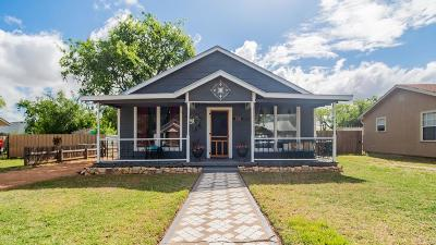 San Angelo Single Family Home For Sale: 520 N Browning St