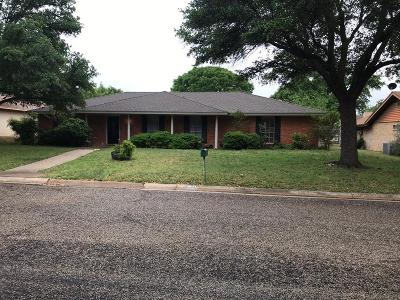 San Angelo TX Single Family Home For Sale: $237,400