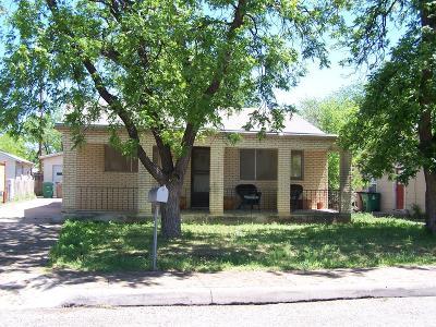San Angelo Single Family Home For Sale: 210 S Garrett St