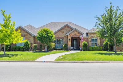 San Angelo Single Family Home For Sale: 1809 Crystal Point Dr.