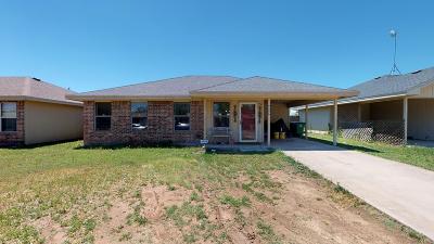 San Angelo Single Family Home For Sale: 1205 Millspaugh St