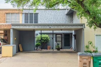 San Angelo TX Condo/Townhouse For Sale: $178,000