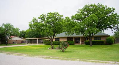 San Angelo Single Family Home For Sale: 123 Decoty Dr
