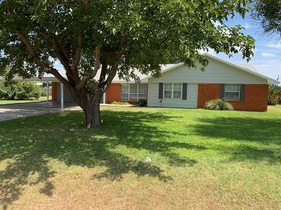 San Angelo Single Family Home For Sale: 108 Tyler Terrace
