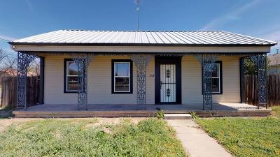 San Angelo Multi Family Home For Sale: 1004 S Oakes St