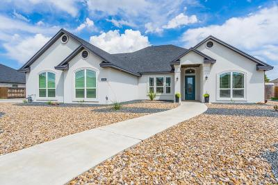 San Angelo Single Family Home For Sale: 4706 Royal Troon