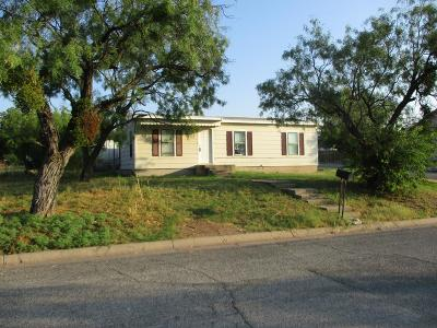 San Angelo Single Family Home For Sale: 2202 Woodlawn Dr