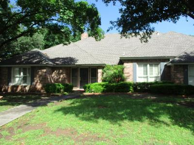 San Angelo Single Family Home For Sale: 5301 Beverly Dr
