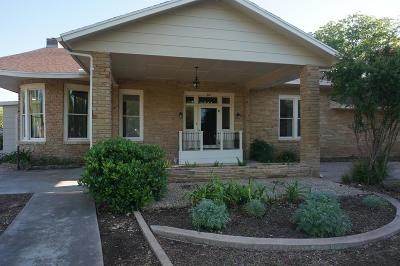 San Angelo Single Family Home For Sale: 225 Glenmore St