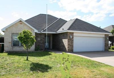 San Angelo Single Family Home For Sale: 4305 Rodeo Dr