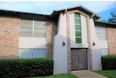 San Angelo Single Family Home For Sale: 2492-D University Ave