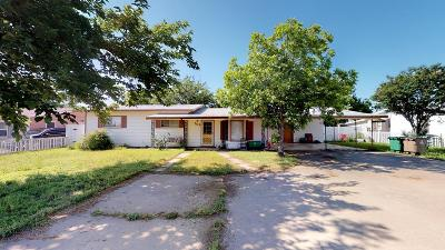 San Angelo Single Family Home For Sale: 709 E 39th St