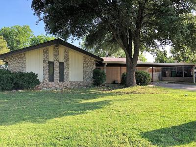 San Angelo, Wall, Christoval Rental For Rent: 206 Edgewood Dr