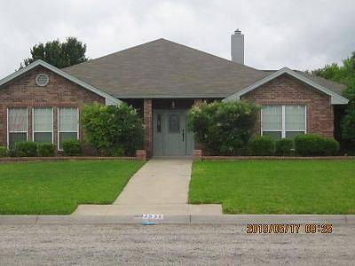 San Angelo Single Family Home For Sale: 3537 Grandview Dr