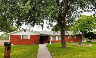 San Angelo Single Family Home For Sale: 109 Camino Real