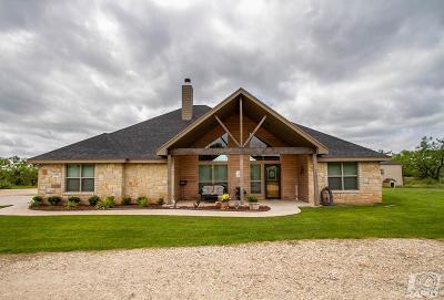 San Angelo Single Family Home For Sale: 3399 Buck Run