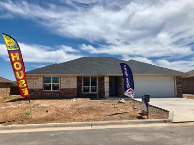 San Angelo Single Family Home For Sale: 4813 Pinon Ridge Dr