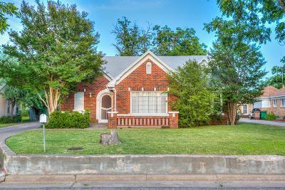 San Angelo Single Family Home For Sale: 104 La Salle Dr
