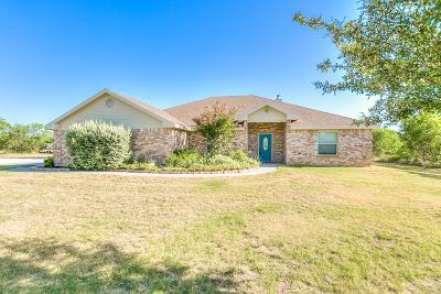 San Angelo Single Family Home For Sale: 2132 Saddleside