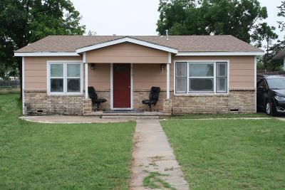 San Angelo Single Family Home For Sale: 713 E 39th St