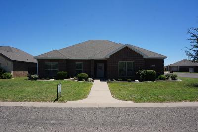San Angelo TX Single Family Home For Sale: $219,900