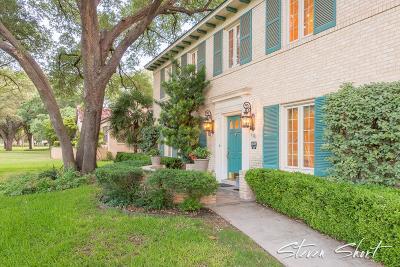 San Angelo TX Single Family Home For Sale: $580,000