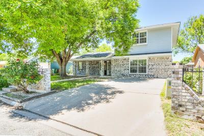 San Angelo TX Single Family Home For Sale: $234,900