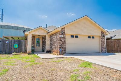 San Angelo TX Condo/Townhouse For Sale: $206,000