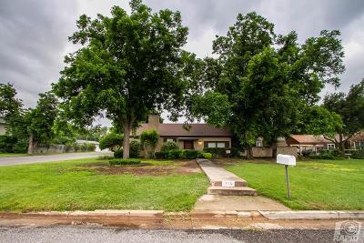 San Angelo TX Single Family Home For Sale: $246,900