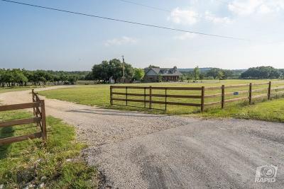 Christoval Single Family Home For Sale: 6017 Green Oaks Dr