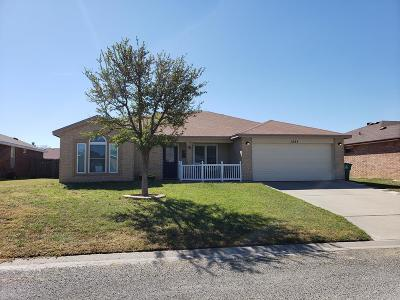 San Angelo, Wall, Christoval Rental For Rent: 1223 June Lane