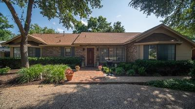 San Angelo Single Family Home For Sale: 3211 Stanford Dr