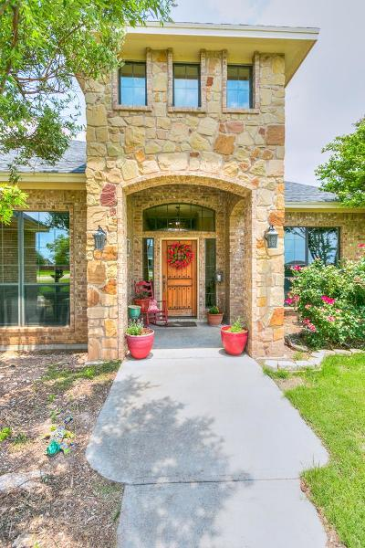 Wall Single Family Home For Sale: 8226 Iron Horse Dr