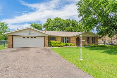San Angelo Single Family Home For Sale: 7546 Violet St
