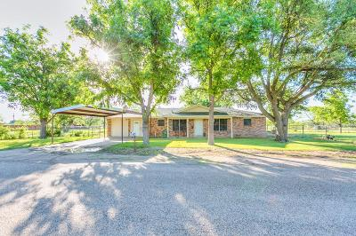 San Angelo Single Family Home For Sale: 7614 Orchid Rd