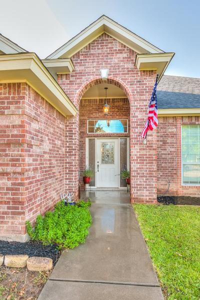 San Angelo Single Family Home For Sale: 3510 Silver Spur Dr